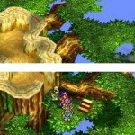 Dragon Quest 4 Tree Tops