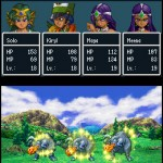 Dragon Quest 4 Battle