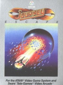 Journey Escape Cover