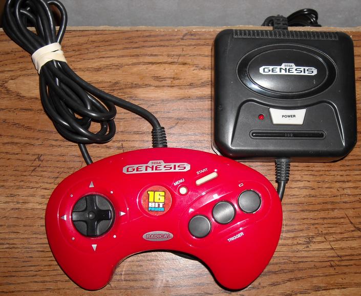 Sega Genesis PlayTV | Plug & Play TV Games Wiki | Fandom