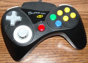 64SuperPad