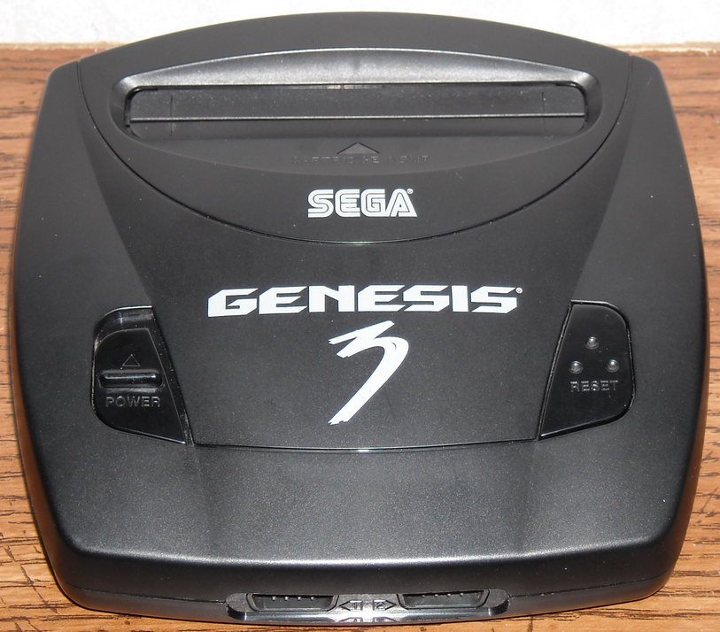 sega genesis model 3 by majesco. Black Bedroom Furniture Sets. Home Design Ideas