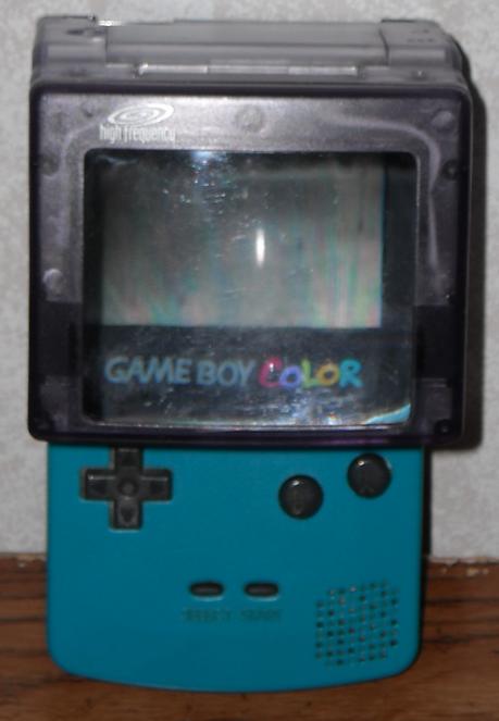 Game Boy Screen Magnifiers