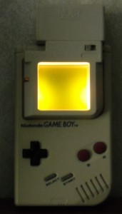 Shine on you crazy Game Boy!