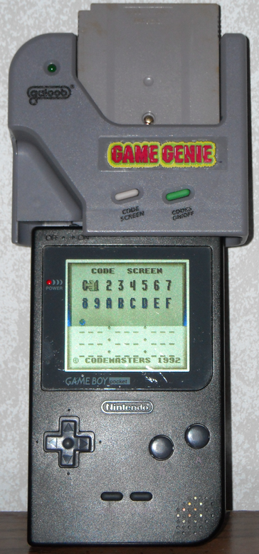 game boy game genie Games Android